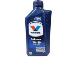 Моторное масло VALVOLINE All Climate 5W-30 1 л